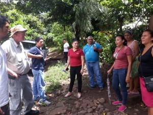Visita y entrenamiento en Santa Lucia (1)