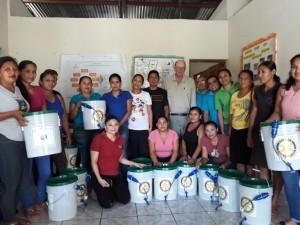 Visita y entrenamiento en Santa Lucia (10)