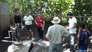 Visita y entrenamiento en Santa Lucia (12)