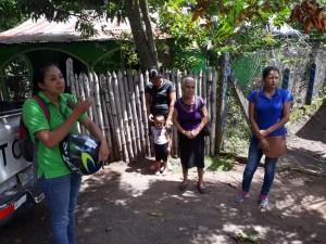 Visita y entrenamiento en Santa Lucia (2)