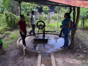 Visita y entrenamiento en Santa Lucia (3)