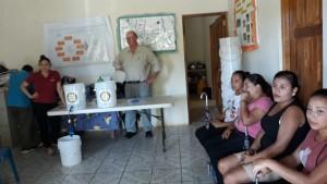 Visita y entrenamiento en Santa Lucia (4)