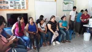 Visita y entrenamiento en Santa Lucia (5)