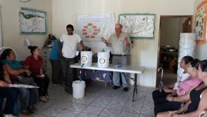 Visita y entrenamiento en Santa Lucia (6)