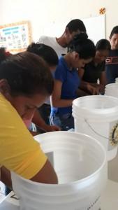 Visita y entrenamiento en Santa Lucia (8)